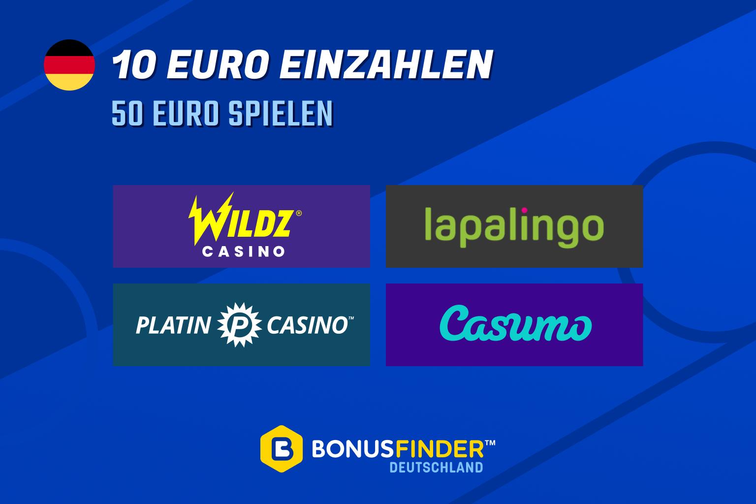 10 euro einzahlen 50 euro spielen casino 2021