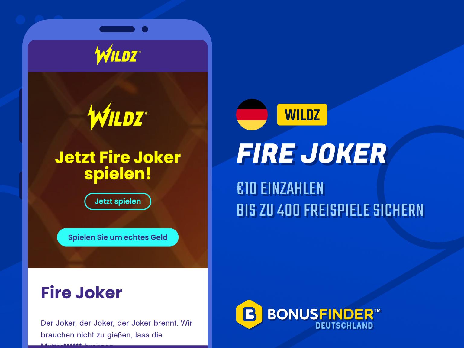 100 freispiele fire joker