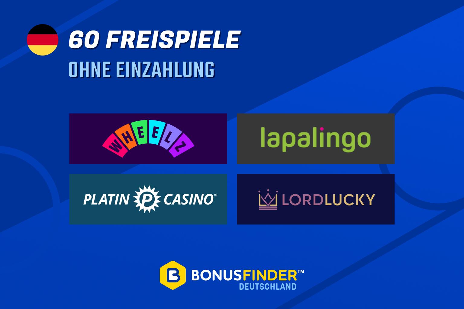 60 freispiele ohne einzahlung casino