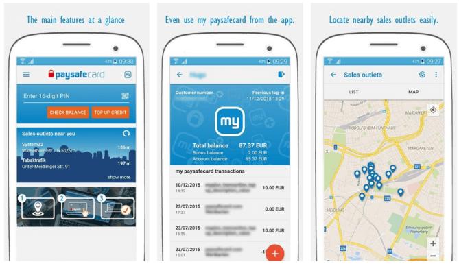 paysayfecard app