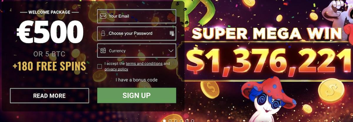 Exklusiver BitStarz Bonus für 2019 > 5 BTC / 500€ Extra! <