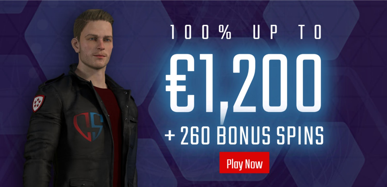 Captain Spins bonus code