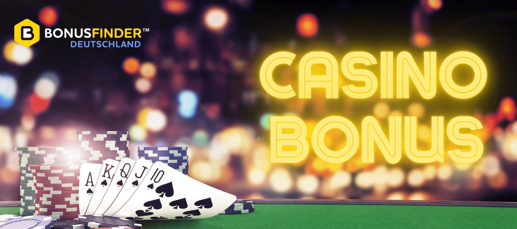 Casino Bonus - Finde Die Besten Casino Bonus Angebote Der Online Casinos