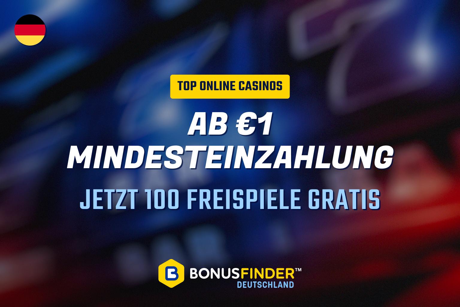 casinos mit mindesteinzahlung
