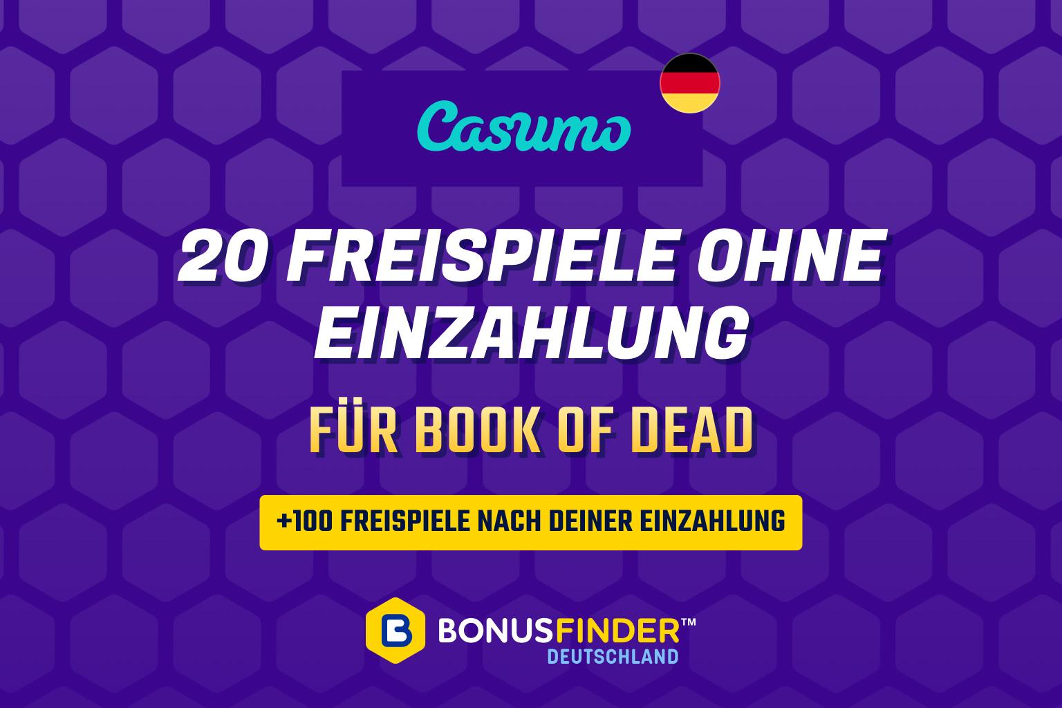 casumo book of dead freispiele