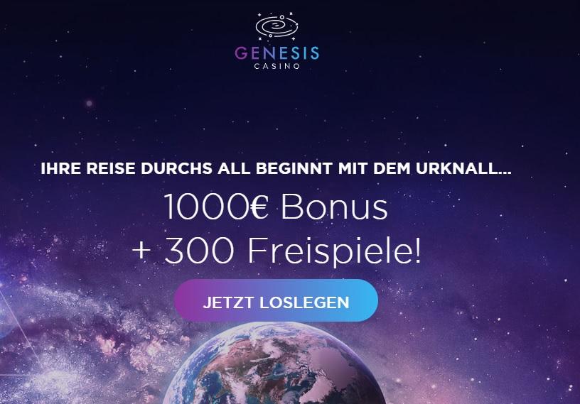 welcome bonus germany