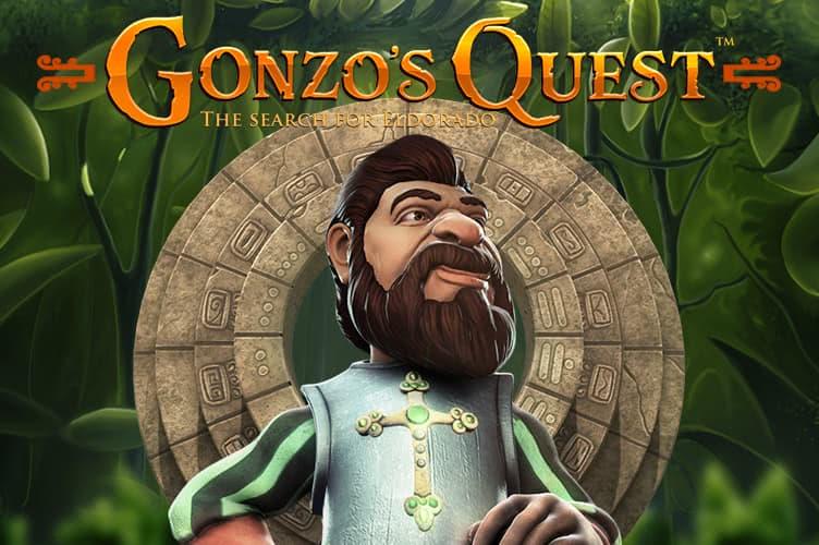 Gonzo's Quest online casino slot