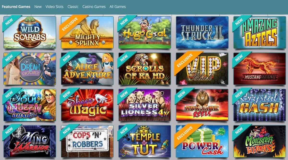 karamba casino slots