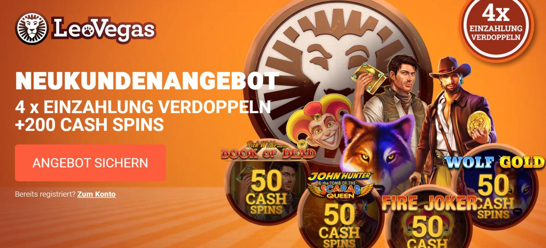 Casinoland Bonus