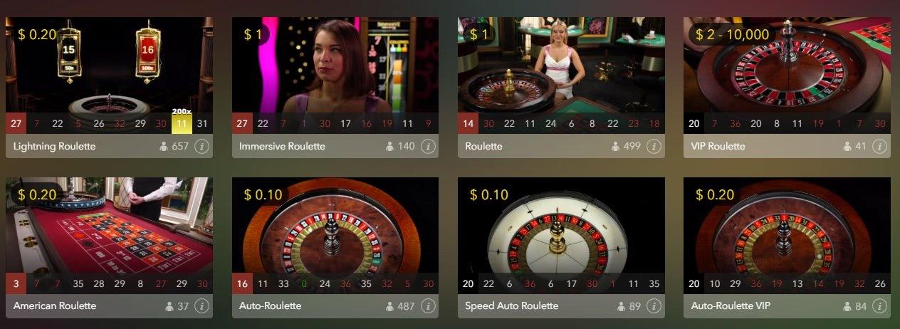 evolution live casino grand mondial