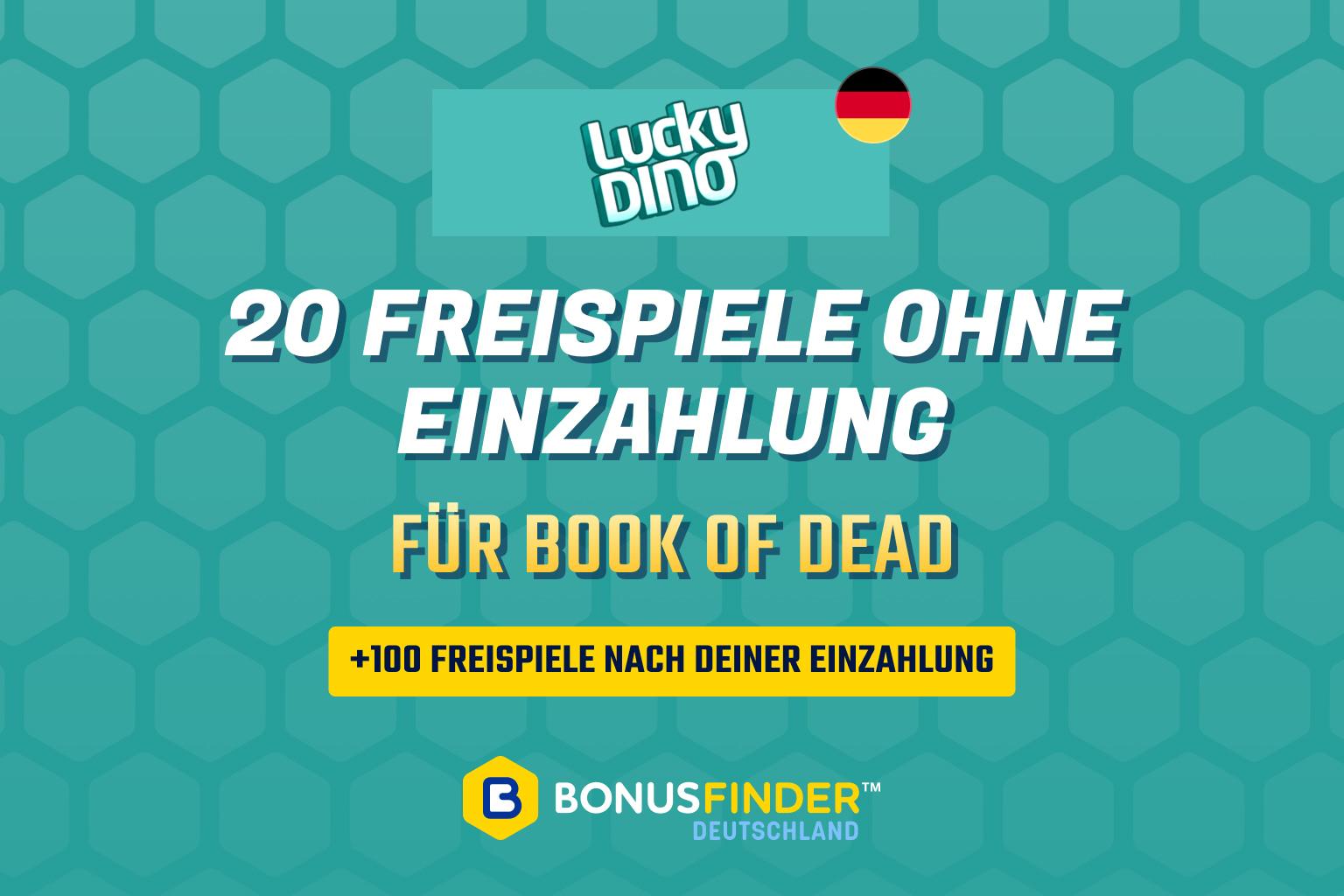 lucky dino book of dead freispiele