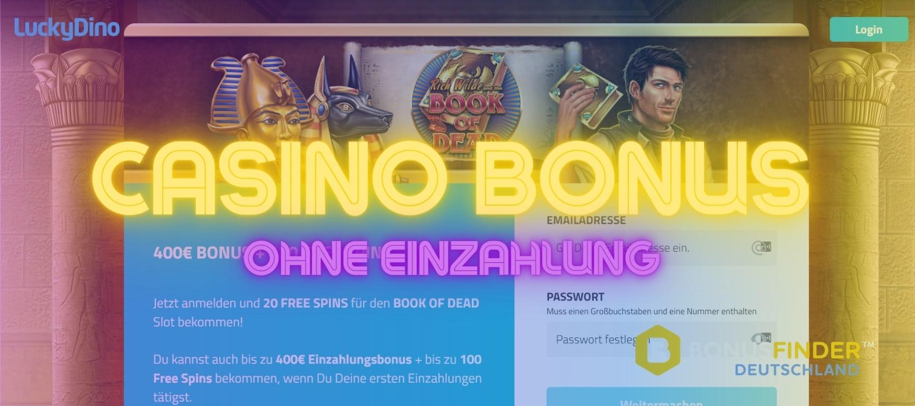 lucky dino casino bonus ohne einzahlung