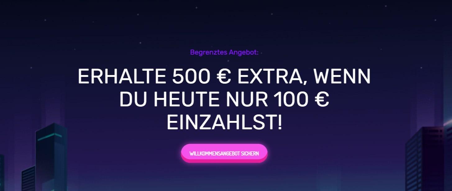 neon vegas casino bonus deutschland