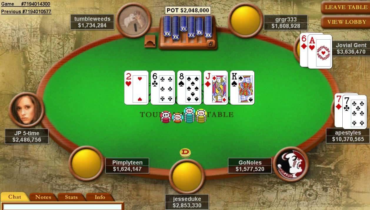Deutschland Poker