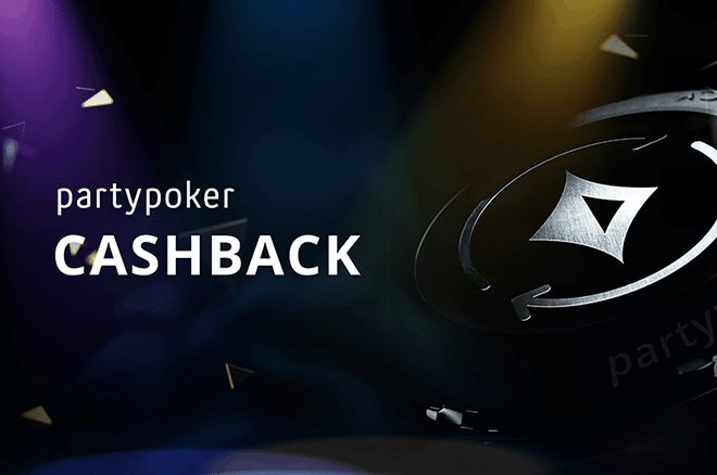 party poker cashback rakeback