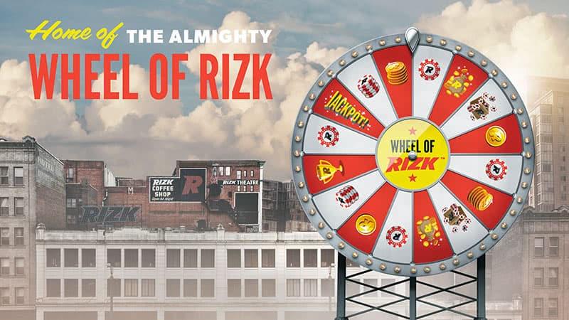 wheel of rizk von
